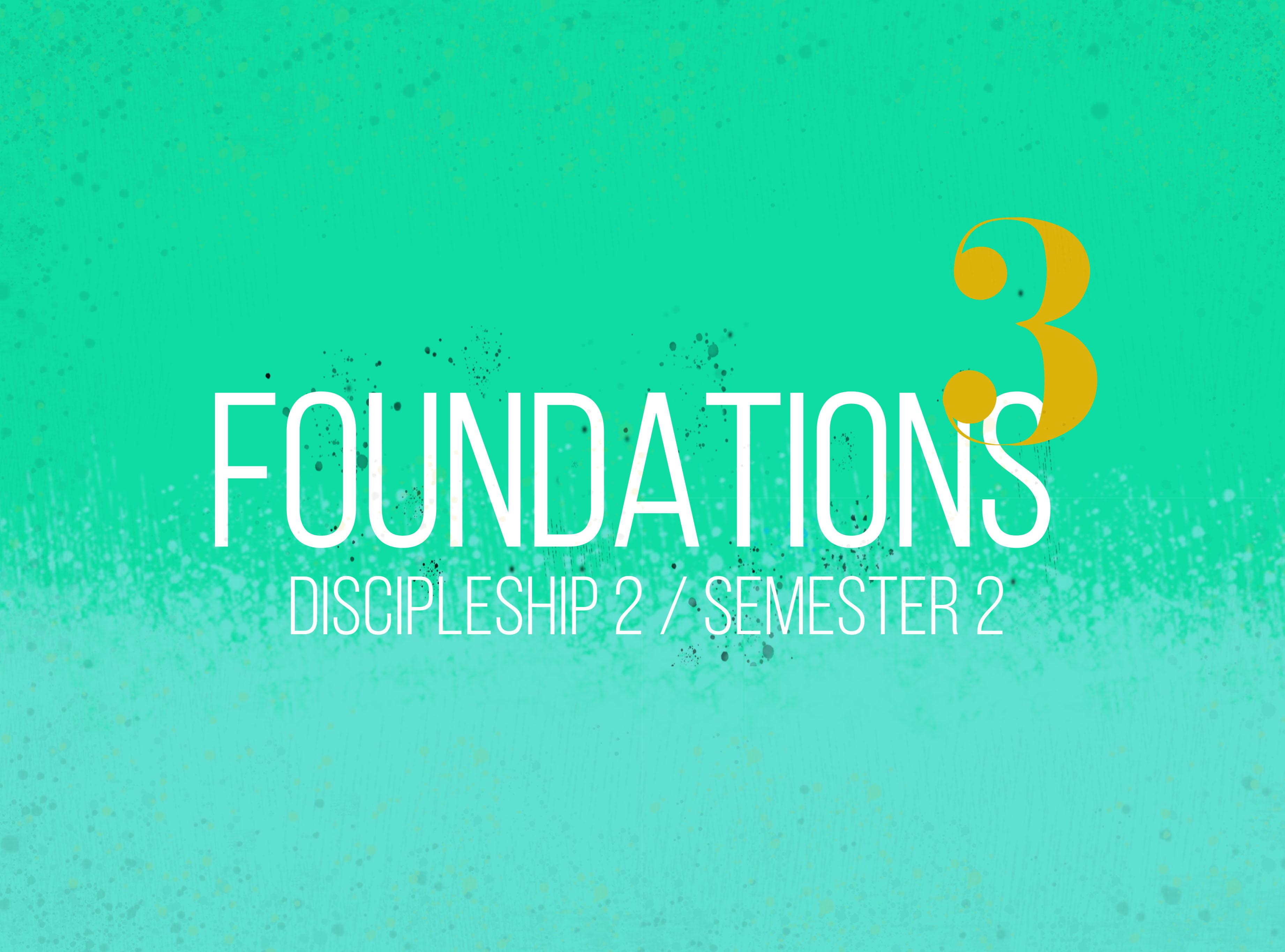 Foundations 3